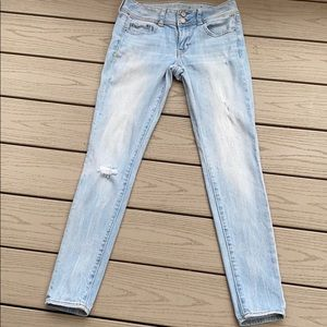 Brand new AE jeans